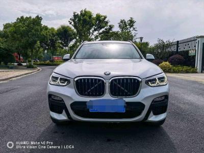 2019年06月 宝马 宝马X3 xDrive25i M运动套装 国V图片