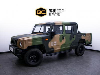 北汽制造 勇士皮卡  2020款 2.4T柴油四驱3695轴距分体双排YCY24140-60A