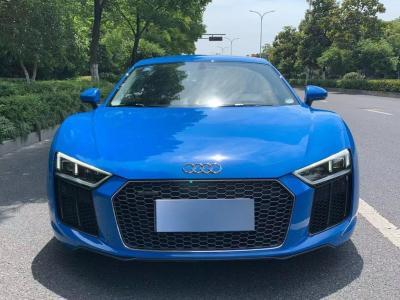 奥迪 奥迪R8 V10 Coupe图片