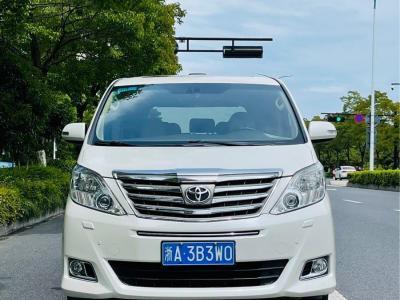 丰田 埃尔法(进口) 3.5L 豪华版图片