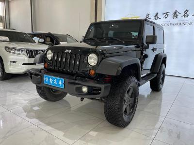 2012年4月 Jeep 牧马人(进口) 3.6L Sahara 两门版图片