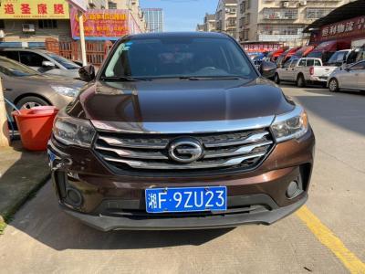 广汽传祺 GS4  2017款 200T G-DCT两驱舒适版