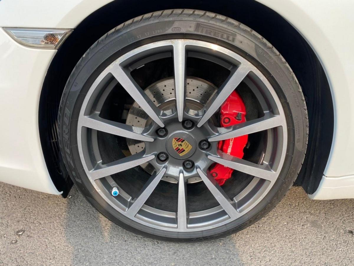 保时捷 911  2012款 Carrera S 3.8L图片