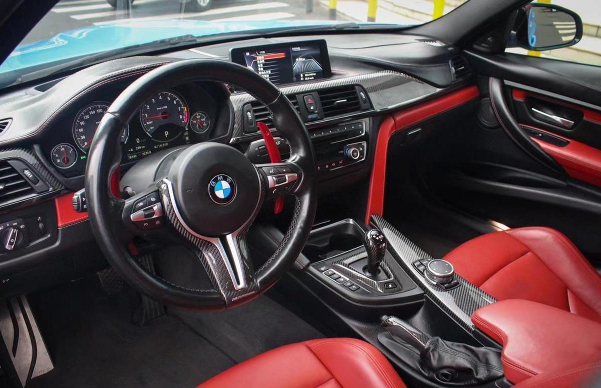 宝马 宝马M3  2014款 M3四门轿车图片