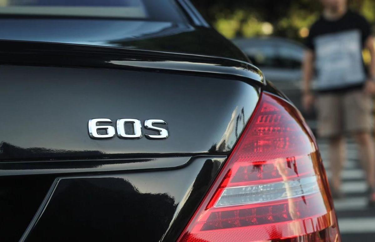 巴博斯 S级  2011款 60S图片