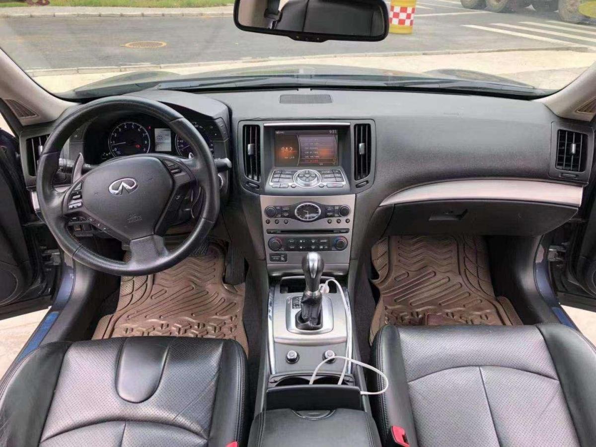 英菲尼迪 G系  2010款 G37 Sedan图片