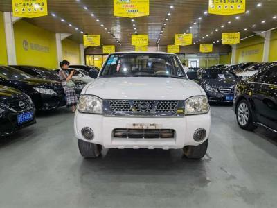 日产 D22  2013款 2.4L汽油四驱标准型