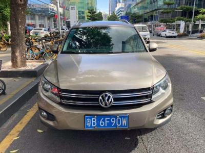 2014年11月 大众 Tiguan(进口) 2.0TSI 四驱精英型图片