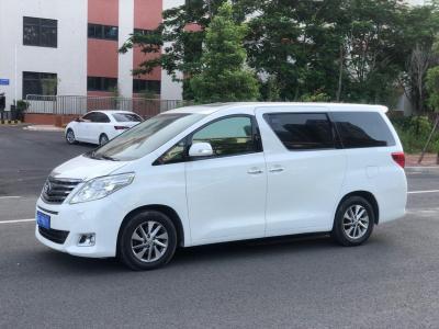 豐田 埃爾法  2011款 3.5L 豪華版圖片