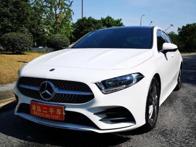 2020年7月 奔驰 奔驰A级 改款 A 180 L 运动轿车特殊配置图片