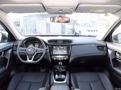 日产 奇骏  2019款 2.0L CVT智联舒适版 2WD
