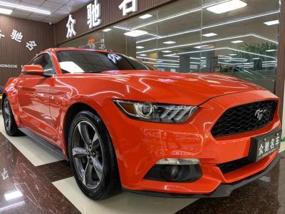 福特 Mustang  2016款 2.3T 性能版圖片