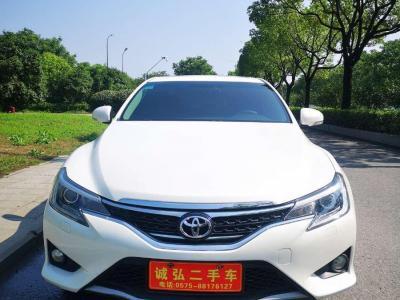 豐田 銳志  2013款 2.5V 尊銳導航版