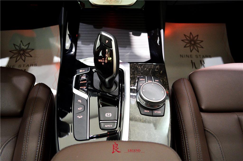 宝马 宝马X3  2020款 xDrive30i 领先型 M运动套装图片