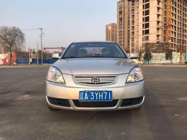 起亚 锐欧  2007款 1.4L 豪华型