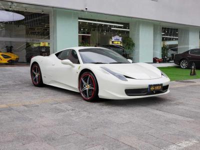 法拉利 458 4.5L Italia图片