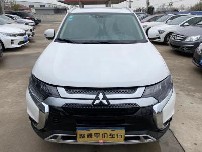 三菱 欧蓝德  2019款 2.4L 四驱致尊版 7座