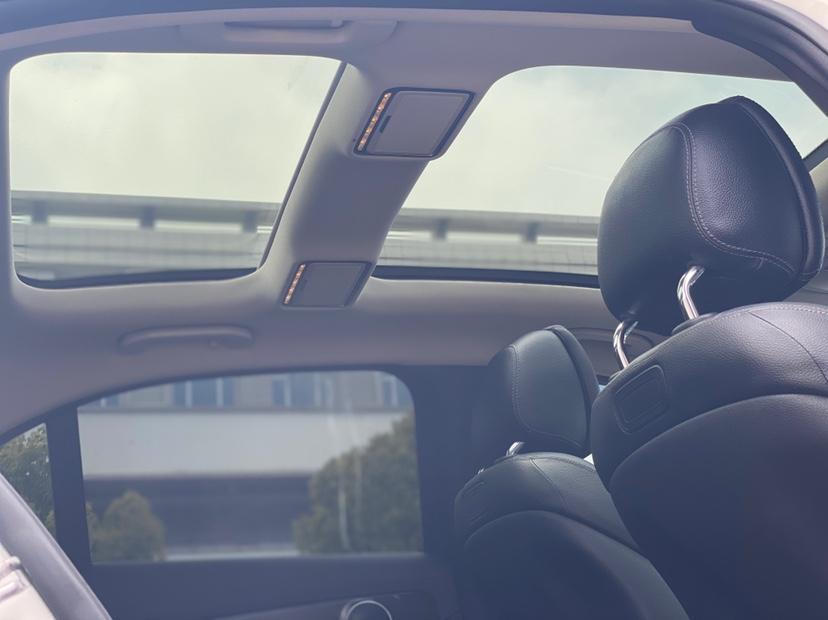 奔驰 奔驰C级  2017款 改款 C 200 L图片