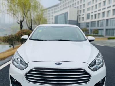 福特 福睿斯  2017款 1.5L 自动舒适型