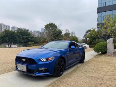 2018年01月 福特 Mustang(进口) 2.3T 运动版图片