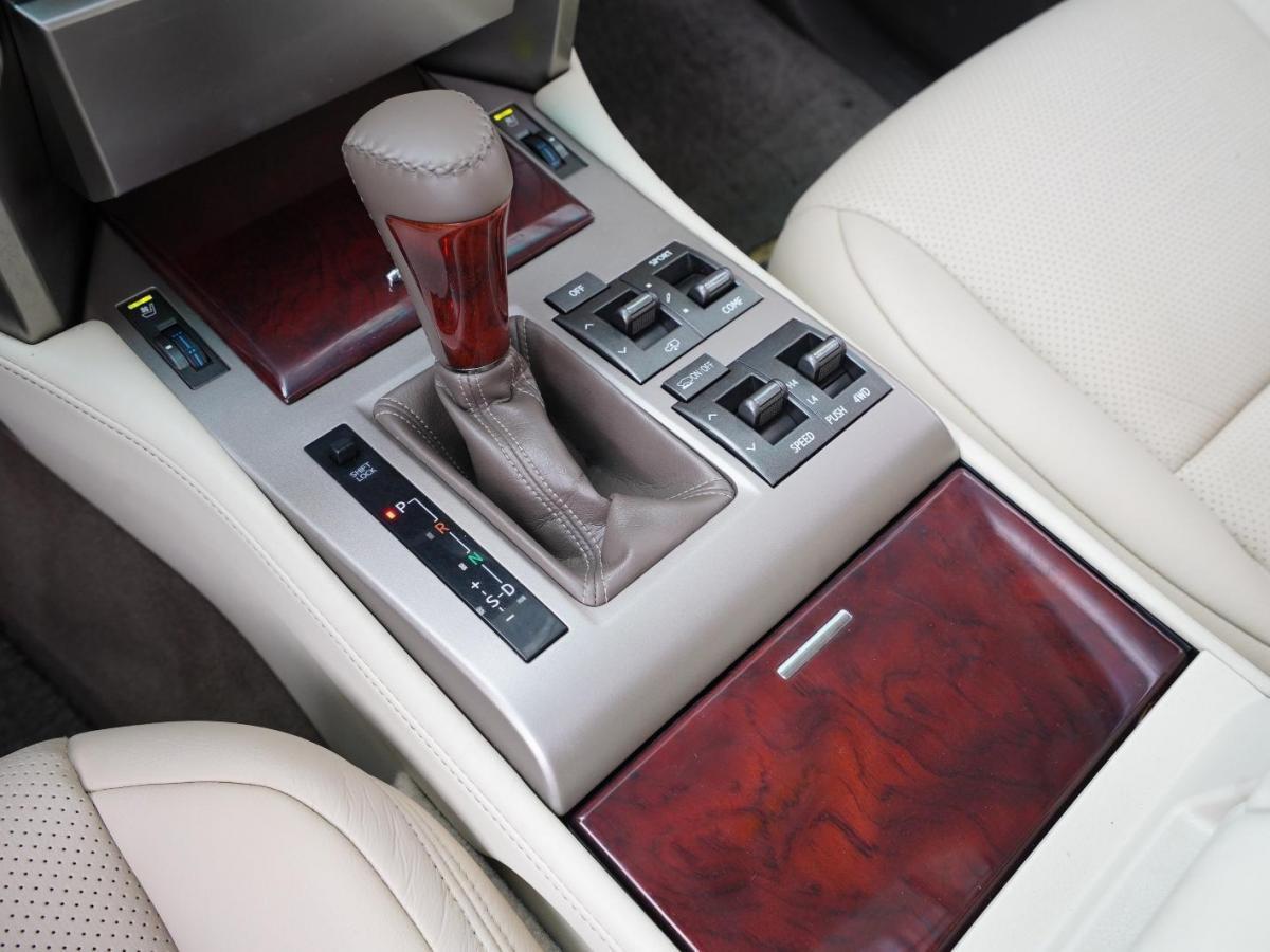 雷克萨斯 GX  2010款 460图片