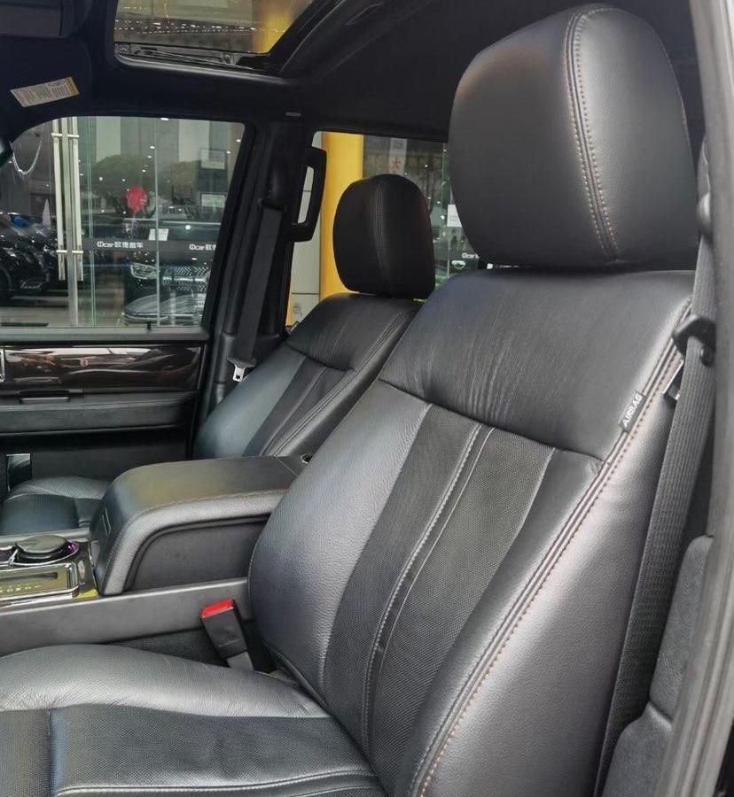 林肯 领航员  2017款 3.5T AWD图片