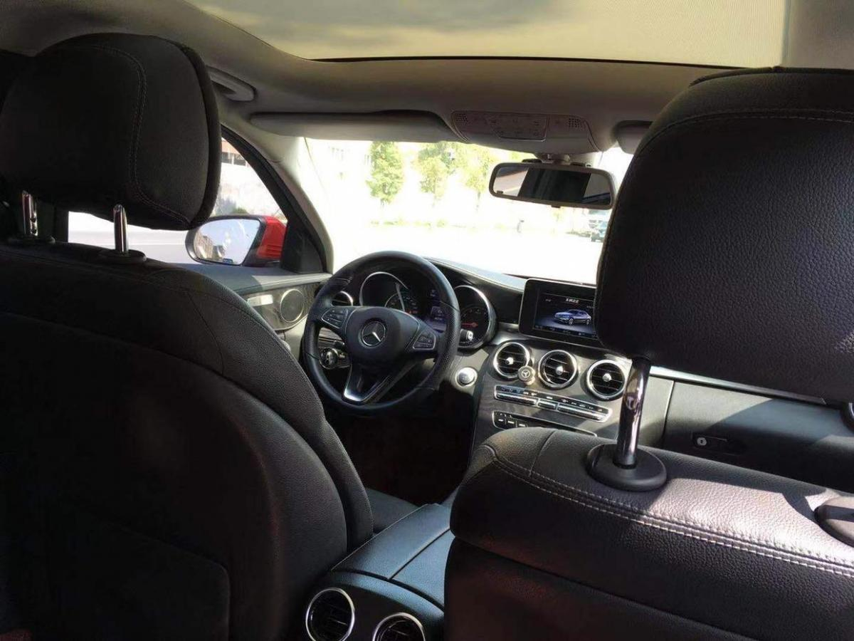 奔驰 奔驰C级  2015款 改款 C 200 L图片