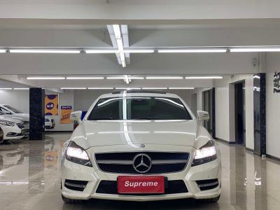 奔驰 奔驰CLS级  2012款 CLS 350 CGI