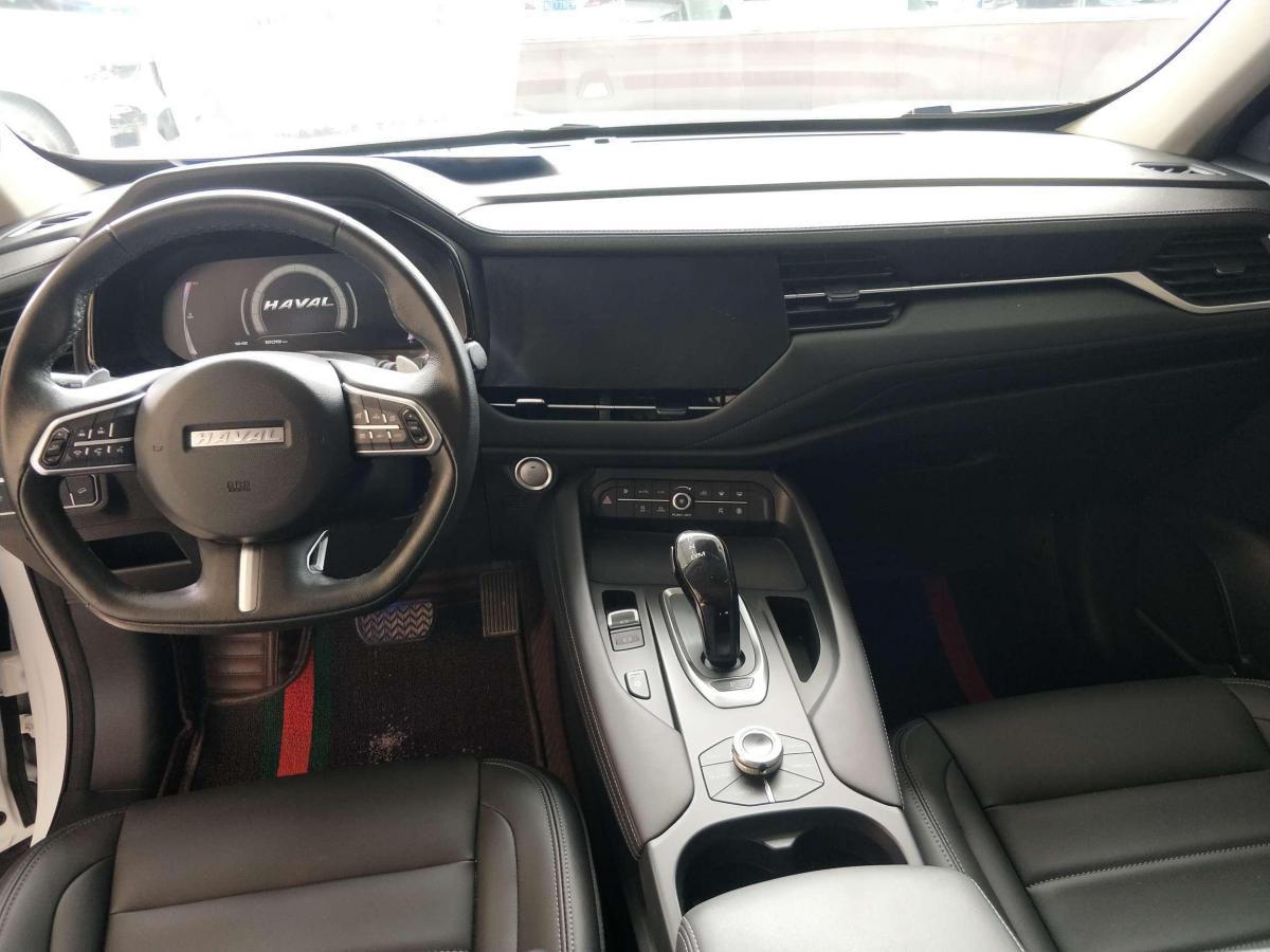 哈弗 F7  2019款 2.0T 两驱i范图片