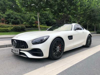 2019年6月 奔驰 奔驰AMG GT  AMG GT C 中国特别版图片