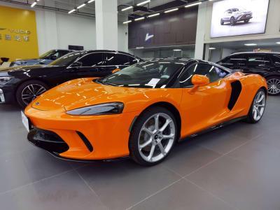 2021年6月 迈凯伦 GT 4.0T 标准型图片