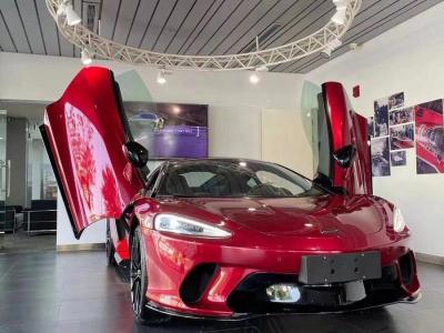 未上牌 迈凯伦 GT 4.0T 标准型图片