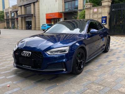 2018年2月 奥迪 奥迪A5(进口) Coupe 40 TFSI 时尚型图片
