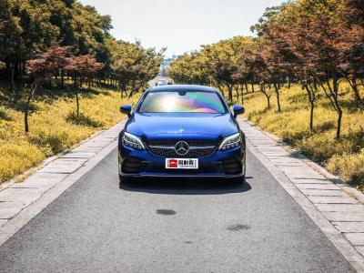 2020年3月 奔驰C级(进口) 2020款 C 200 轿跑车图片