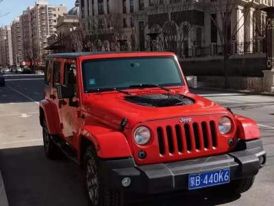 Jeep 牧馬人  2015款 2.8TD Sahara 四門舒享版圖片