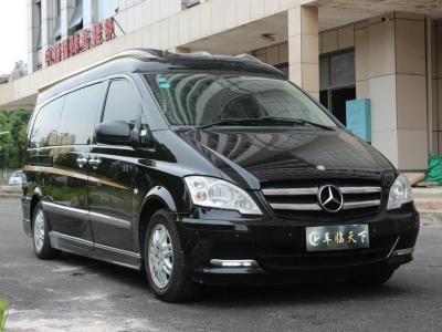 2013年5月 奔驰 威霆 2.5L 商务版图片