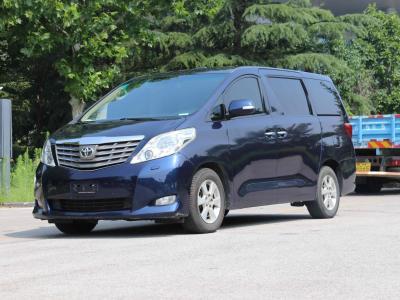 2011年3月 丰田 埃尔法(进口) 2.4L 豪华版图片