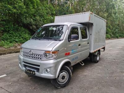 长安轻型车 神骐T20  2021款 1.5L 豪华型(带空调)双排钢板厢货DAM15KR