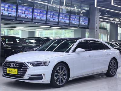 2019年6月 奥迪 奥迪A8(进口) 改款 Plus A8L 50 TFSI quattro 舒适型图片