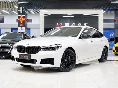 2019年8月 宝马 宝马6系GT(进口) 630i M运动套装图片