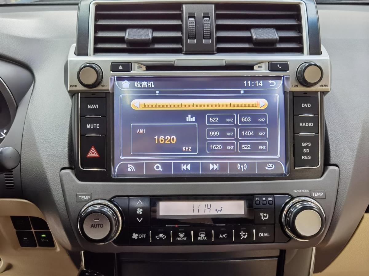 丰田 普拉多  2015款 2.7L 自动标准版图片