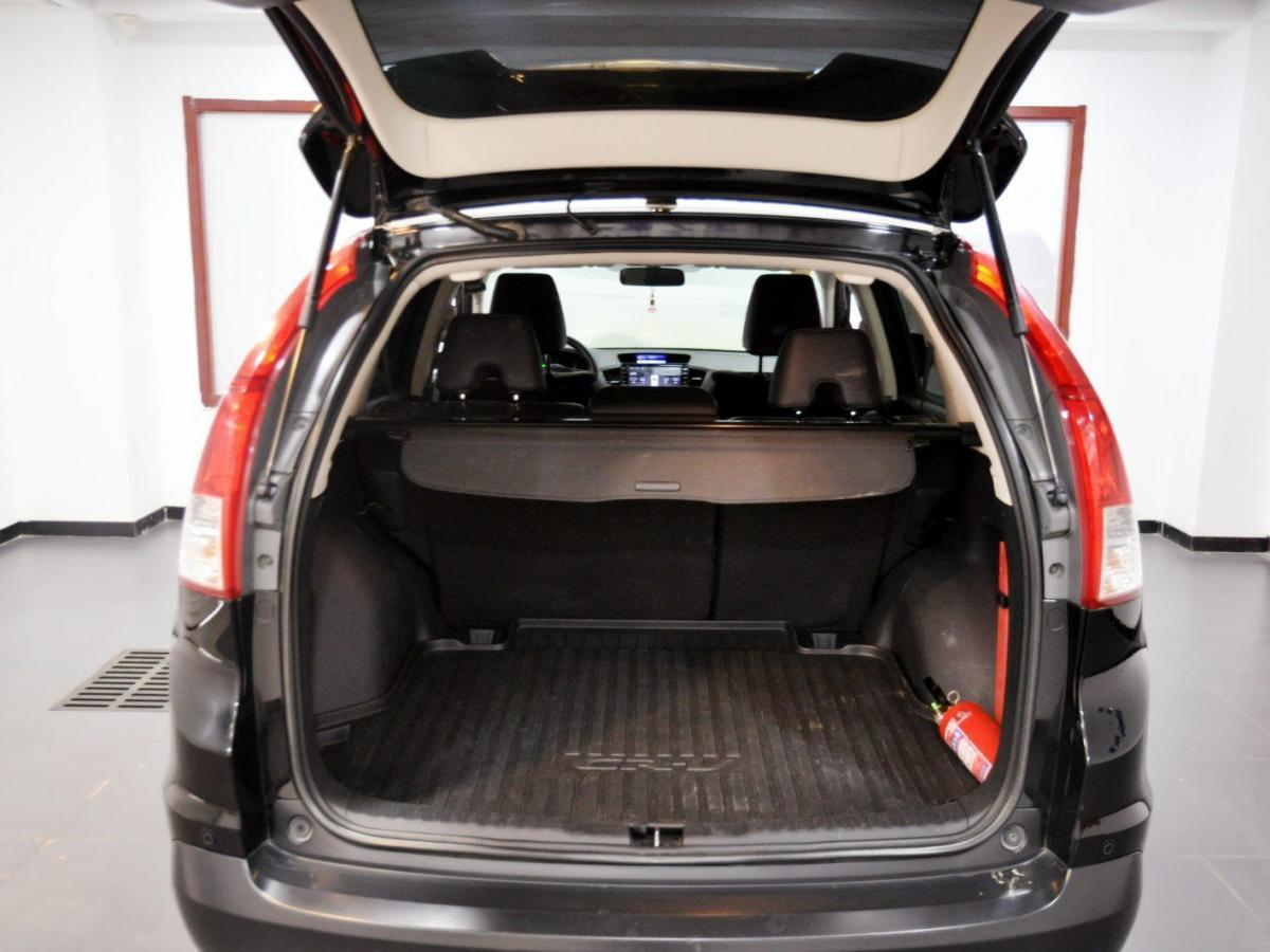 本田 CR-V  2013款 2.4L 四驱豪华版图片