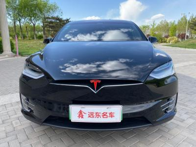 2020年11月 特斯拉 Model X Performance 高性能版图片