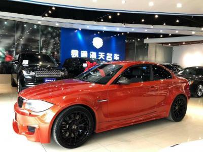 宝马 宝马1系M  2011款 1M Coupe图片