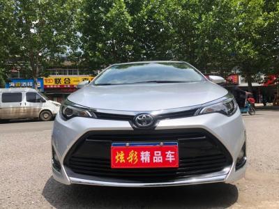 2018年5月 丰田 雷凌 改款 185T CVT精英版 国VI图片
