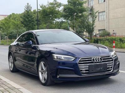 2019年7月 奧迪 奧迪A5  Coupe 40 TFSI 時尚型圖片