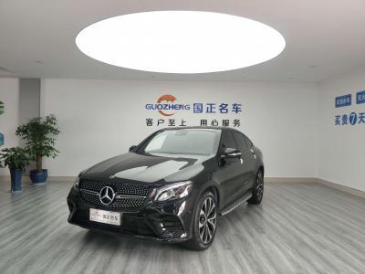 2019年3月 奔驰 奔驰GLC(进口) GLC260 Coupe 2.0T 4MATIC图片