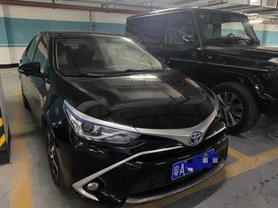 2019年2月 丰田 雷凌 双擎 1.8H GS-V CVT尊贵版 国V图片