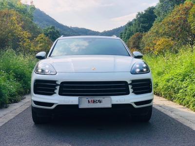 2019年09月 保时捷 Cayenne Cayenne 3.0T图片