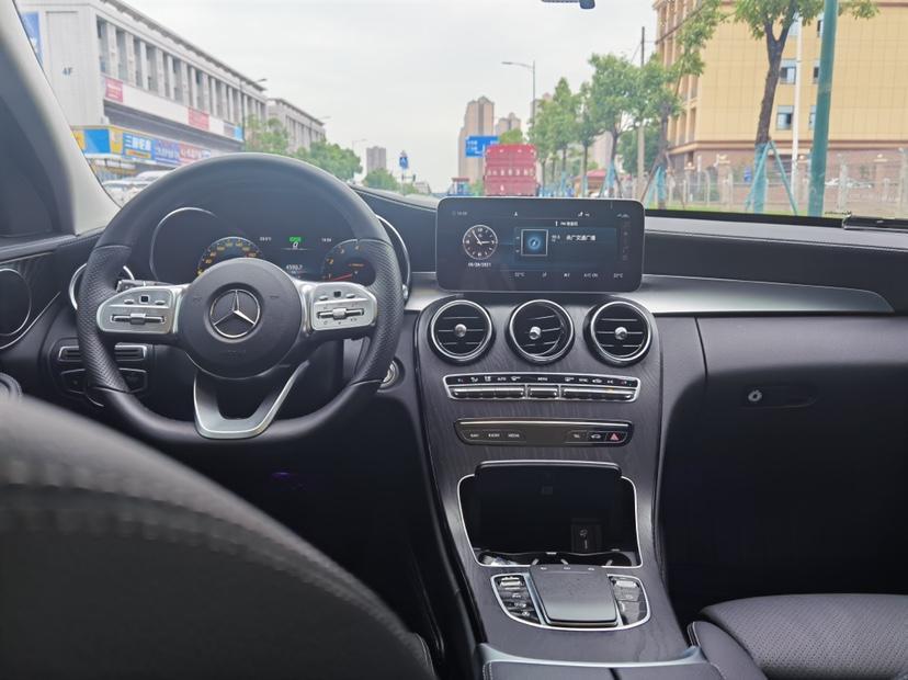 奔驰 奔驰C级  2020款 改款 C 260 L图片